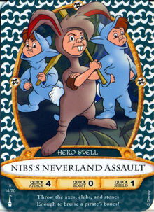 14 - Nibs's Neverland Assault