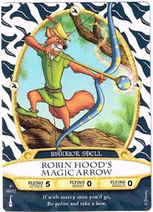 16 - Robin Hood's Magic Arrow
