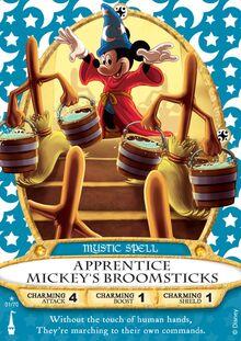 01 - Apprentice Mickey's Broomsticks
