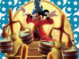 Apprentice Mickey's Broomsticks