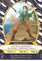 07 - Flynn Rider's Flying Frying Pan