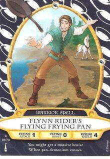 07 - Flynn Rider's Flying Frying Pan