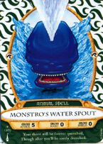 13 - Monstro's Water Spout