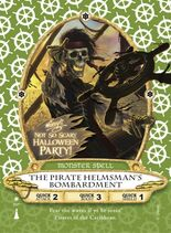 P05 - The Pirate Helmsman's Bombardment