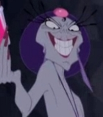 Yzma in The Empeoror's New Groove