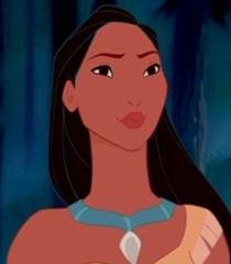 Pocahontas in Pocahontas