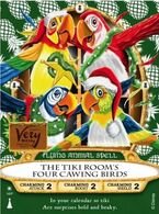 The Tiki Room's Four Cawing Bird's