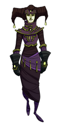 Sorcerer female