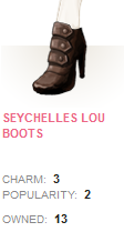 Seychelles Lou Boots