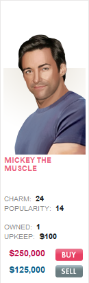 Mickey The Muscle