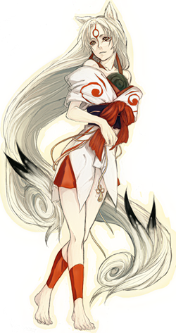 Amaterasu wiki