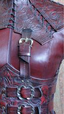 Mord-sith leather