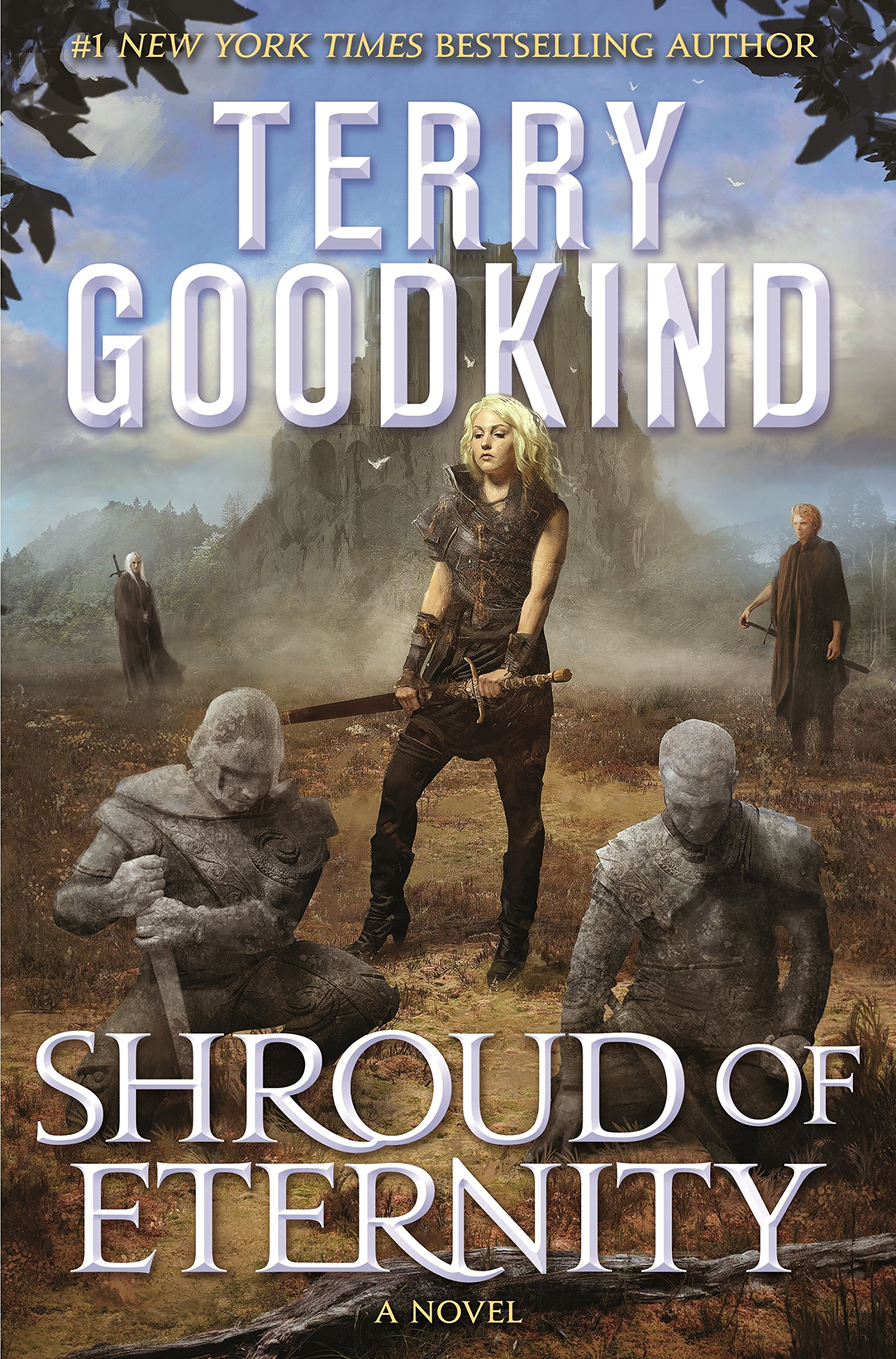 Book Cover Fantasy Wiki : Shroud of eternity sword truth wiki fandom powered