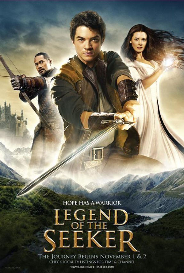 legend of the seeker sword of truth wiki fandom powered by wikia