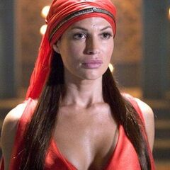 Sister Nicci (played by Jolene Blalock)