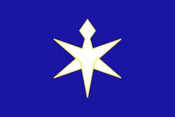Flag of Chiba Prefecture