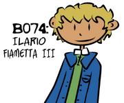 B074 - Ilario Fiametta III