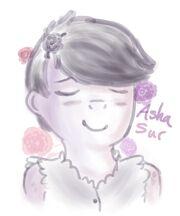 Asha Sur by Alex