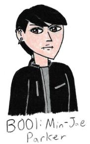 B001 - Min-jae Parker