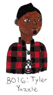 B016 - Tyler 'Ty' Yazzie