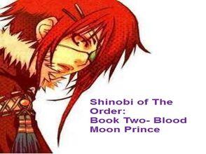 Blood Moon Prince