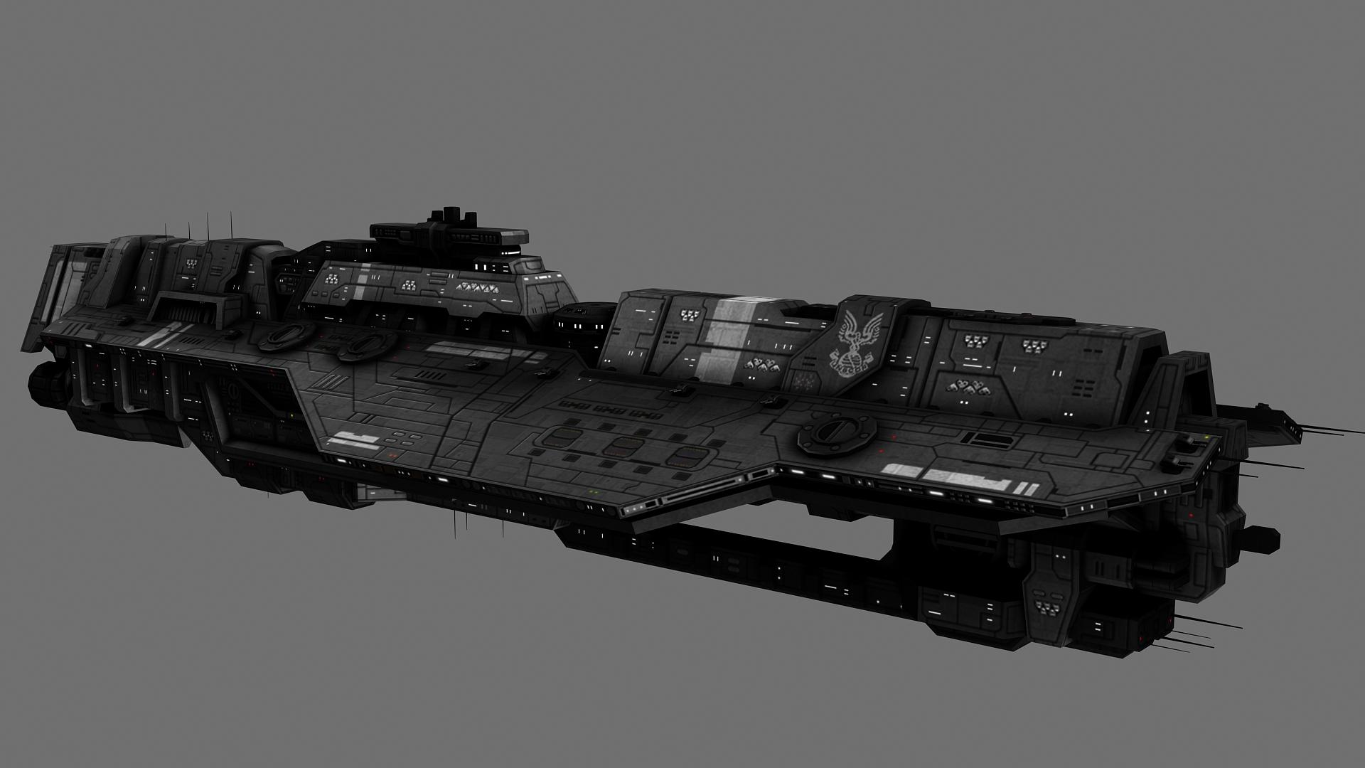 Epoch-class heavy carrier | Sins of the Prophets Wiki