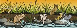 Jokiklaanikalastaa