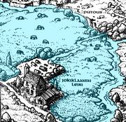 Kartta jokiklaani