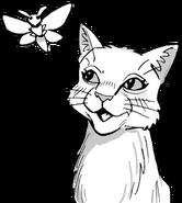 Moth Flight manga