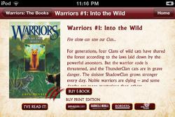 Villiin luontoon-Warriors App