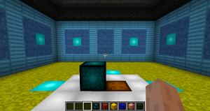 Black Diamond Block