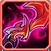 Goram flaming-dagger