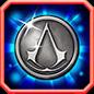 Ezio assassin's-badge