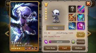 Soul Hunters. Обзор героини Таня (Танья)