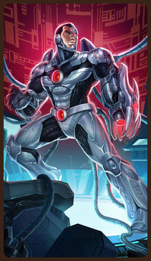 Cyborg-aw