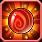 Malrath crimson-orb