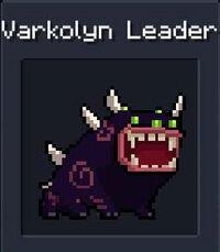 Varoklyn leader