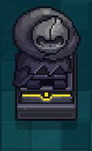 Thief Statue