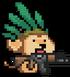 Sprite Elite Monkey AK47