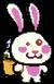 Sprite Easter Bunny