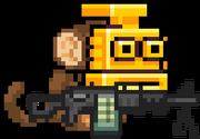 Sprite Gold Mask