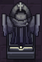 Priest Statue