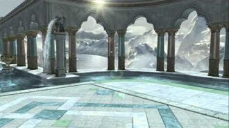 Soulcalibur III - Eurydice Shrine - Gate of the Gods