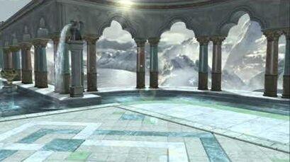 Soulcalibur III - Eurydice Shrine - Gate of the Gods