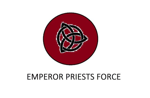 File:Emperor Priests Force Organization Symbols Logo.png