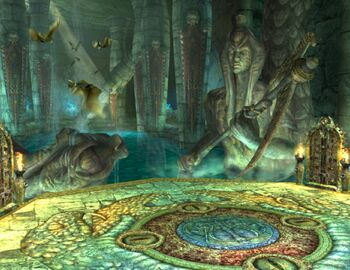 Kunpaetku Shrine Ruin | Soulcalibur Wiki | FANDOM powered ...