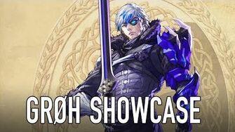 SOULCALIBUR VI - PS4 XB1 PC - Grøh showcase (Developer Diary) (subs available)