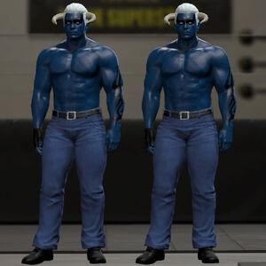 Demon Sanya WWE2K16 01