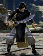 Xie Tian Soul Calibur VI 2P actual