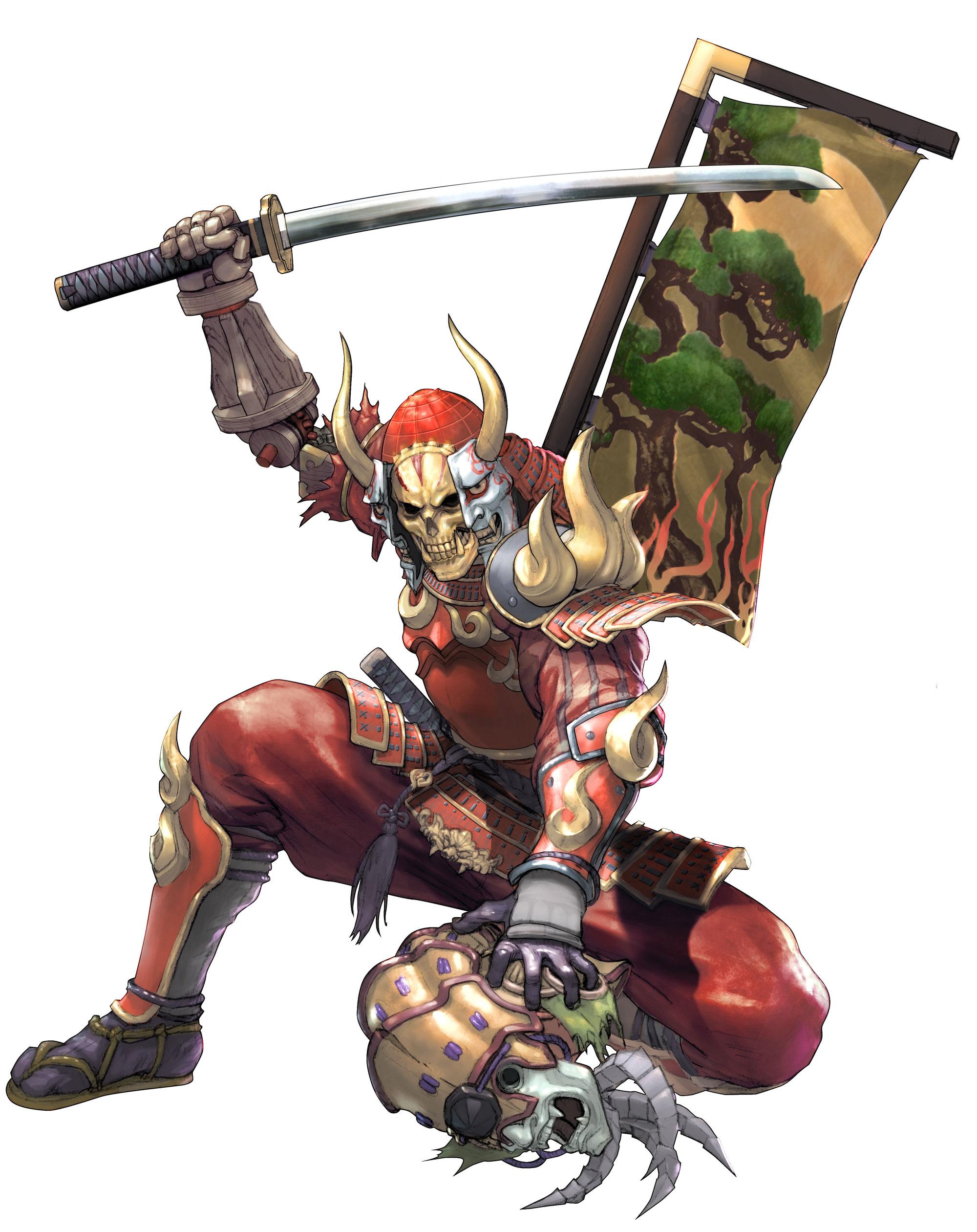 Yoshimitsu Soulcalibur Wiki Fandom